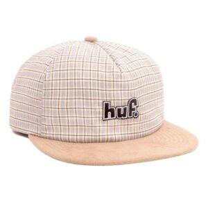 HUF 1993 Plaid (toffee) – Cap