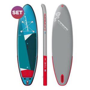 Starboard iGO Zen SC 10'8″ – SET