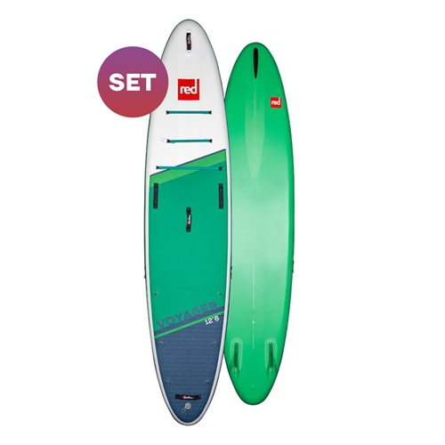 Red Paddle Co Voyager 12'6″ – SET