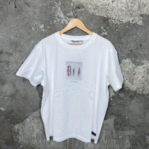 Pukas Quiver (white) – T-Shirt
