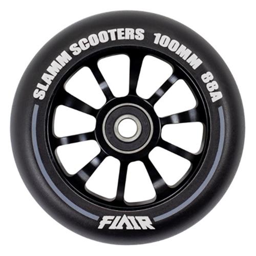 Slamm Flair 2.0 100 mm (black) – Wheel