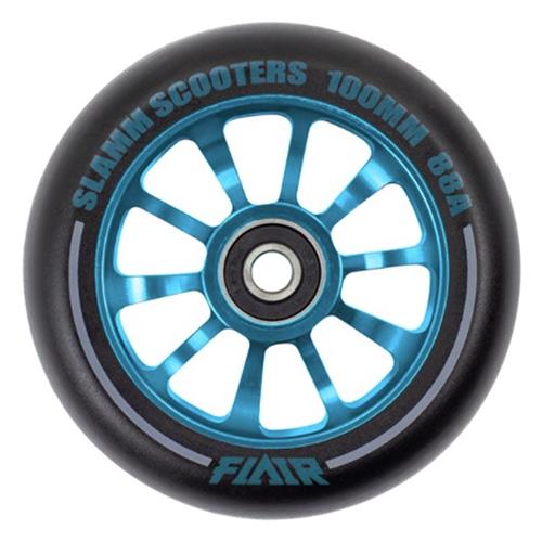 Slamm Flair 2.0 100 mm (blue) – Wheel