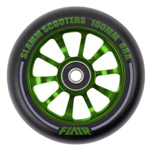 Slamm Flair 2.0 100 mm (green) – Wheel