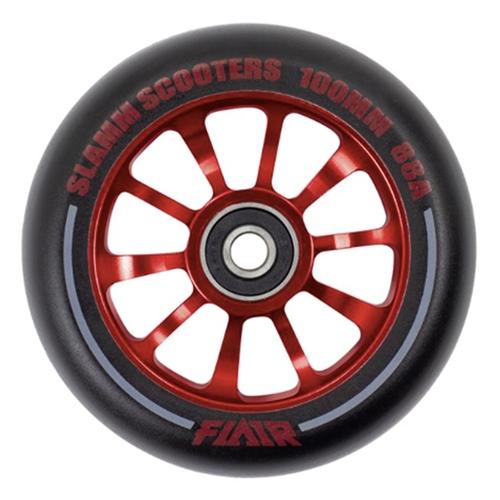 Slamm Flair 2.0 100 mm (red) – Wheel