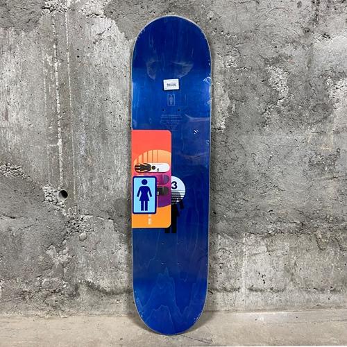 Girl Bennet Future OG 8.25″ – Deck
