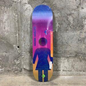 Girl Malto Future OG 8.25″ – Deck
