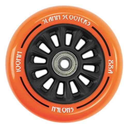 Slamm Ny- Core 100 mm (orange) – Wheel