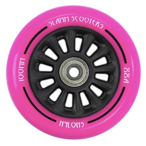 Slamm Ny- Core 100 mm (pink) – Wheel