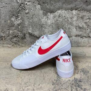 NikeSB Blazer Court (white) – Sneaker