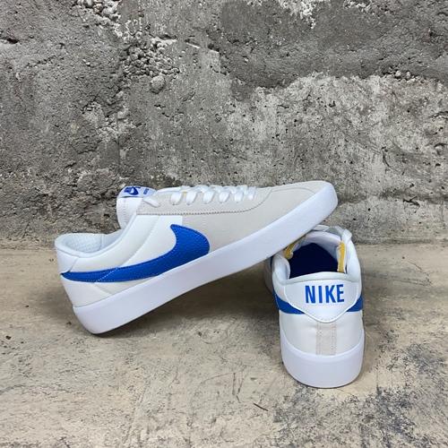 NikeSB Bruin React (wht/blue) – Sneaker