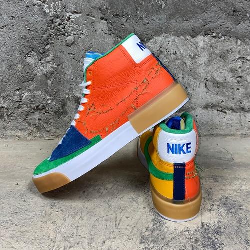NikeSB Zoom Blazer Mid Edge – Sneaker