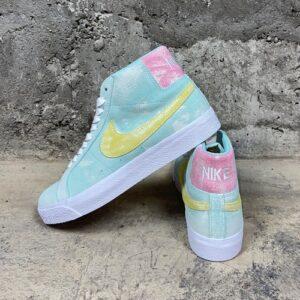 NikeSB Zoom Blazer Mid (dew) – Sneaker