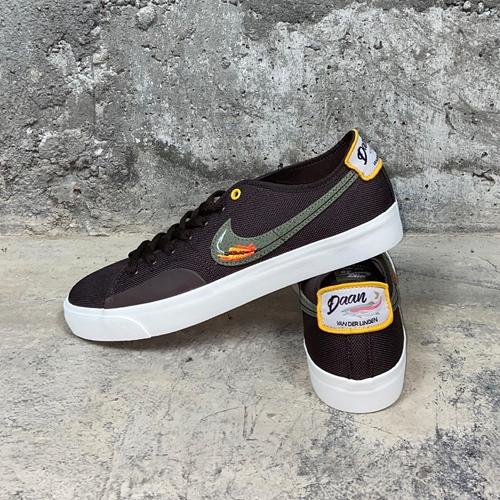 NikeSB Blazer Court DVDL (brw) – Sneaker