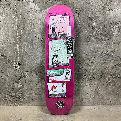 Foundation Hey Squirrel 8.0″ – Deck
