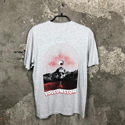 Volcom Dither (heather grey) – T-Shirt