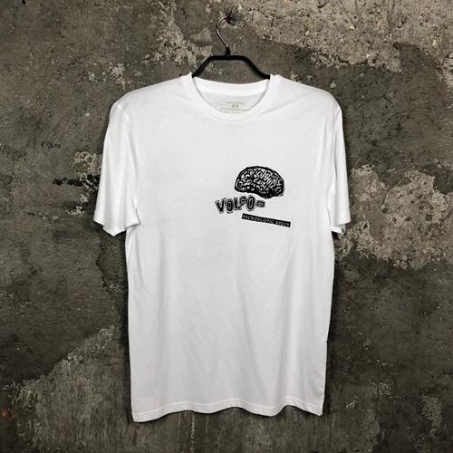 Volcom Cosmogramma (white) – T-Shirt