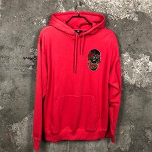 Volcom FA P/O Fleece (red) – Hoody