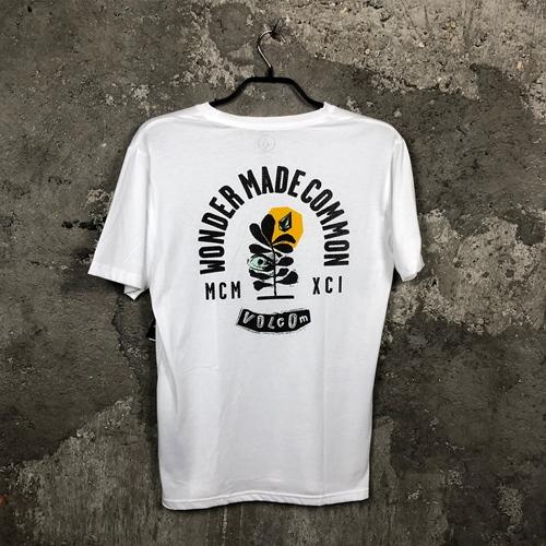 Volcom Comvol (white) – T-Shirt