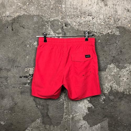 Volcom Lido Solid (red) – Boardshort