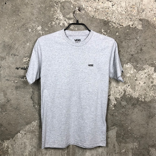 Vans Left Chest Logo (heather) – T-Shirt