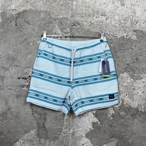 Roark Medina Jaquard (blue) – Short