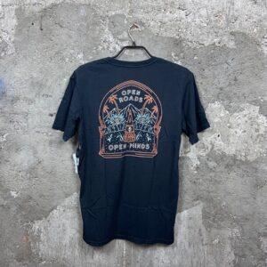 Roark Open Roads (black) – T-Shirts