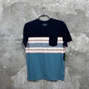 Roark Kilim Jacquard (black) – T-Shirt