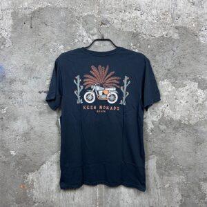 Roark Kesh Nomads (black) – T-Shirt