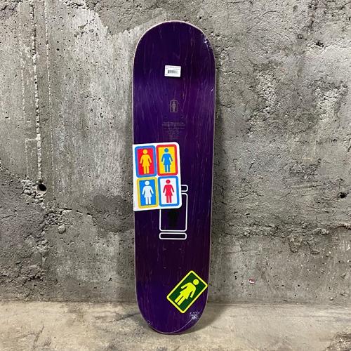 Girl Bannerot 93 Til 8.25″ – Deck