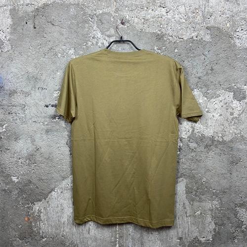 Cleptomanicx Embro Gul (olive) – T-Shirt