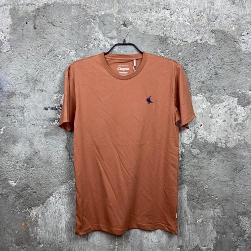 Cleptomanicx Gull Rider (cafe) – T-Shirt