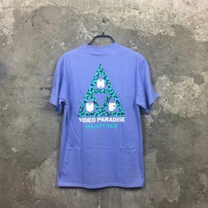 Huf Video Paradise TT (violet) – T-Shirt