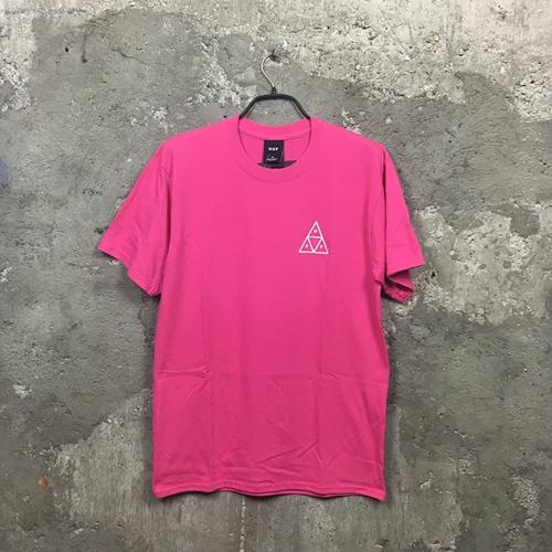 Huf Essential (sangria) – T-Shirt