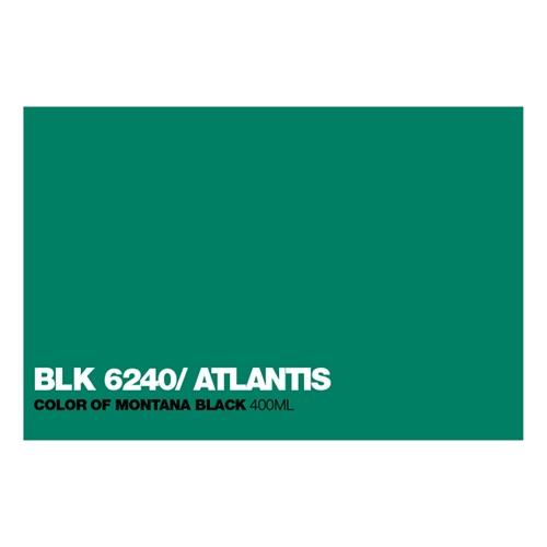 Graffiti Sprühdose BLK6240 Atlantis