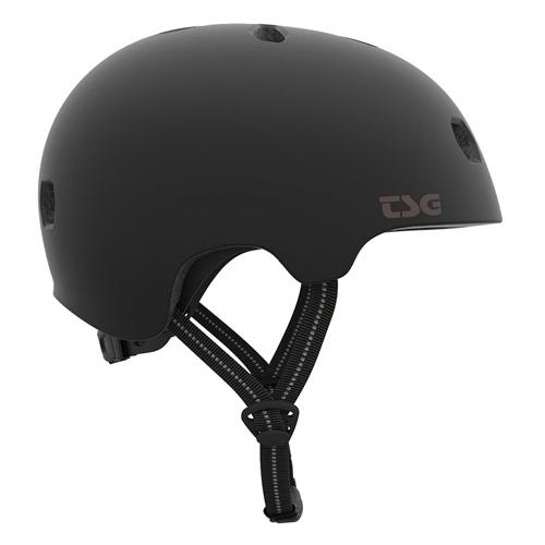 TSG Meta Solid Color (black) – Helm