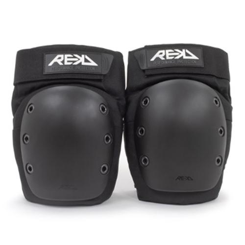 REKD Ramp Knee Pads (black) – Schoner