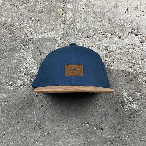 Reell Suede (navy) – Cap