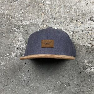 Reell Suede (heather charcoal) – Cap