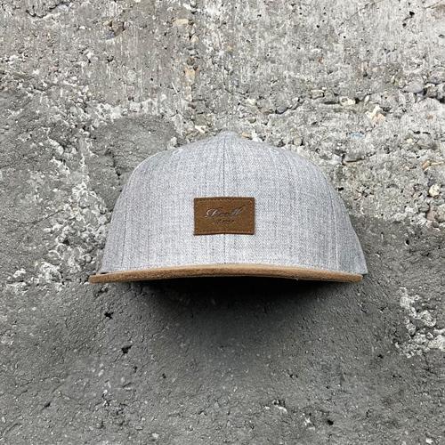 Reell Suede (h.li.grey) – Cap