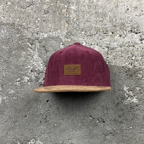 Reell Suede Cord (burgundy) – Cap