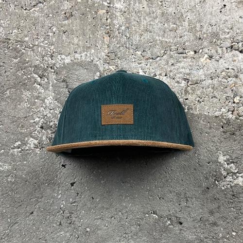Reell Suede (dk.green) – Cap