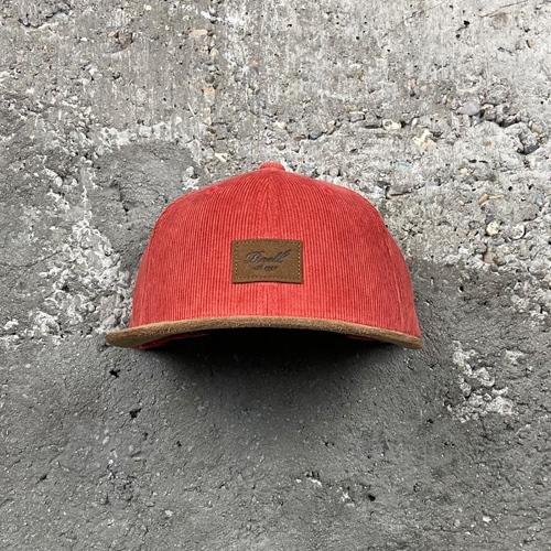 Reell Suede (orange) – Cap