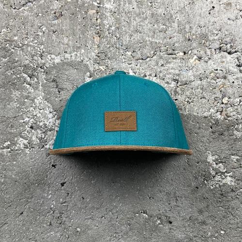 Reell Suede (petrol blue) – Cap