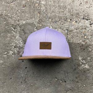 Reell Suede (li.purple) – Cap