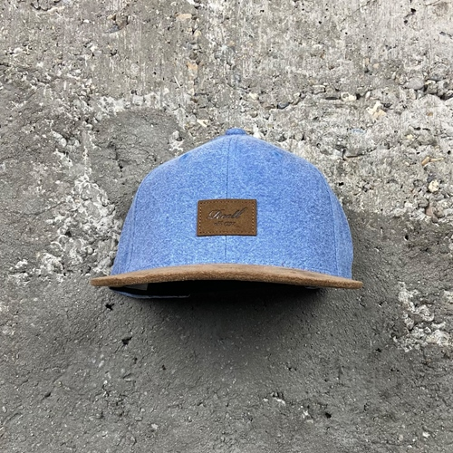 Reell Suede (washed blue) – Cap