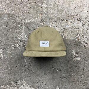 Reell Flat 6 Panel (khaki) – Cap