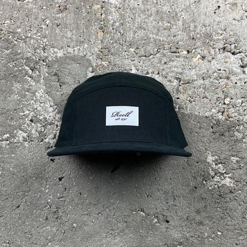 Reell 5-Panel (black) – Cap