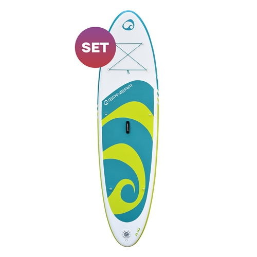 """Spinera Classic 9'10"""" Pack1 (teal) – SET"""