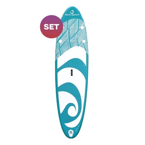 Spinera Lets Paddle 12.0 (teal) – SET