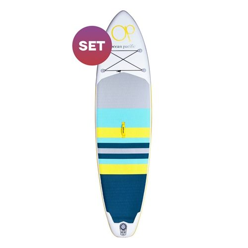 Ocean Pacific Malibu 10'6″ (yellow) -SET